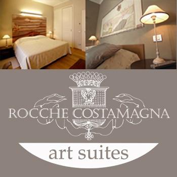 ROCCHE E COSTAMAGNA ART SUITES